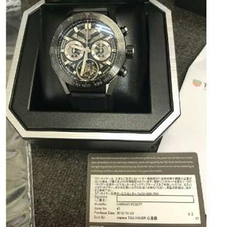 タグホイヤー カレラホイヤー02T(腕時計(アナログ))
