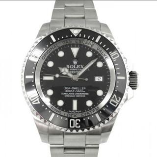 ROLEX シードゥエラー ディープシー  ブラック文字盤 メンズ 腕時計中古(腕時計(アナログ))