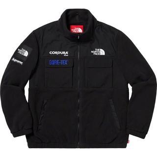 Supreme - Supreme The North Face Fleece Jacket黒M