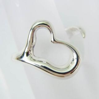 ティファニー(Tiffany & Co.)のティファニー 925 オープンハート リング 9号[f341-1](リング(指輪))