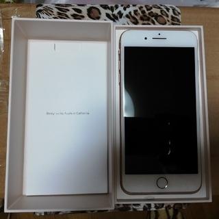 アイフォーン(iPhone)のiphone8plus(スマートフォン本体)