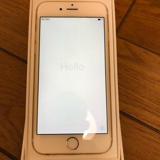 Apple -  iPhone6s キャリアau 64G