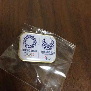 東京五輪 オリンピック ピンバッチ(ノベルティグッズ)