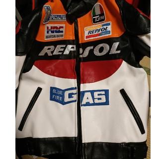 レプソル レプリカジャケットバイク(装備/装具)