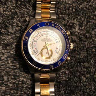 ロレックス(ROLEX)のロレックス ヨットマスター コンビ(腕時計(アナログ))