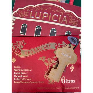 ルピシア(LUPICIA)のティーパック(茶)