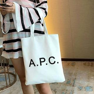 アーペーセー(A.P.C)の新品 APC アーペーセー ノベルティ トートバッグ 肩がけショルダー(トートバッグ)