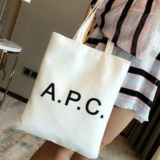 アーペーセー(A.P.C)の新品 A.P.C. トートバッグ 肩からかけられる ショルダーバッグ(トートバッグ)