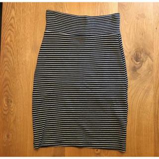 アメリカンアパレル(American Apparel)のアメリカンアパレル ペンシルスカート タイトスカート(ミニスカート)