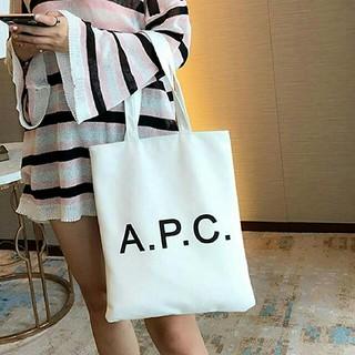 アーペーセー(A.P.C)の新品 アーペーセー 肩がけショルダー トートバッグ エコバッグ(エコバッグ)