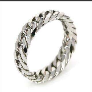 プラチナチェーンリング(リング(指輪))