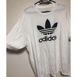 アディダス(adidas)のadidas Tシャツワンピ(Tシャツ(半袖/袖なし))