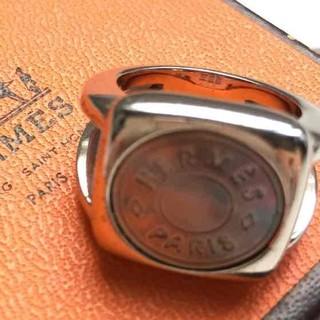 エルメス(Hermes)のエルメス セリエ モチーフ シェル  リング(リング(指輪))