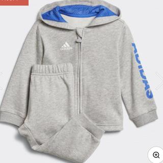 アディダス(adidas)の新品 adidas アディダス スウェット フルジップ パーカー 上下(その他)
