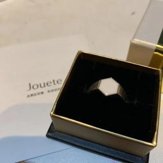 ジュエティ(jouetie)のJouete ホワイトカルセドニー(リング(指輪))