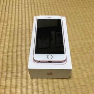Apple - iPhone 6s 本体 Rose Gold 64 GB au