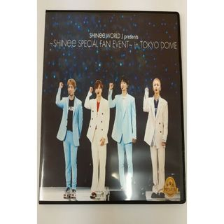 シャイニー(SHINee)のSHINee SPECIAL FAN EVENT DVD(ミュージック)