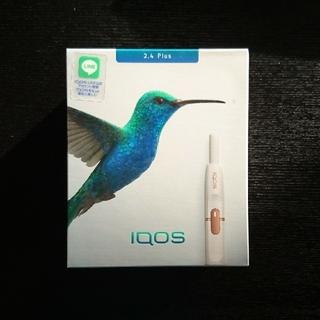 アイコス(IQOS)の新品未開封IQOS 2.4 Plus(タバコグッズ)