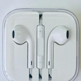 iPhone - Apple iPhone付属 純正 アップル イヤホン 未開封