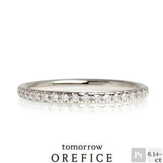 pt950 オレフィーチェ フルエタニティリング 4号(リング(指輪))
