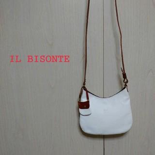 イルビゾンテ(IL BISONTE)の【IL BISONTE】2WAYレザーショルダーバッグ(ショルダーバッグ)