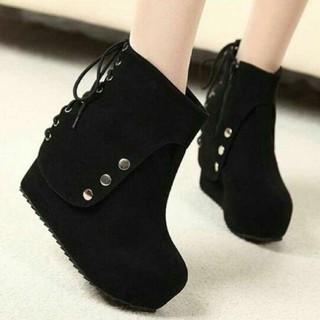 編み上げ ブーツ(ブーツ)