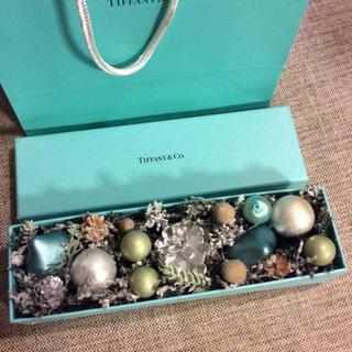 ティファニー(Tiffany & Co.)のティファニー Tiffany ノベルティ オーナメント クリスマス(ノベルティグッズ)