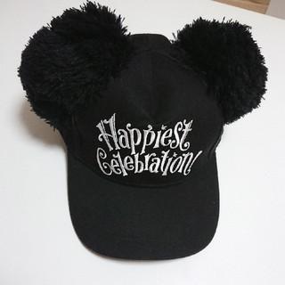 Disney - 新品Disney♡耳付き帽子