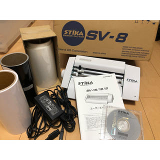 Roland - 【美品】ステカ SV-8 STIKA カッティング マシン プロッター カッター