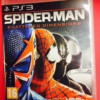 プレイステーション3(PlayStation3)のスパイダーマン シャッタードディメンション PS3(家庭用ゲームソフト)