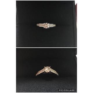 プラチナ ダイヤモンド リング 指輪(リング(指輪))