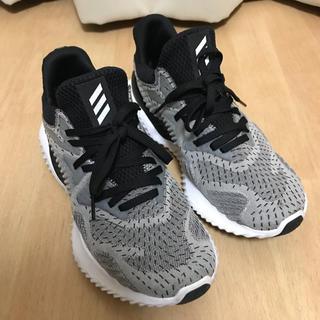 アディダス(adidas)のAdidas アルファバウンス 24cm (スニーカー)