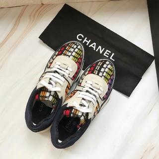 シャネル(CHANEL)の★本日限定大特価★CHANEL靴(スニーカー)