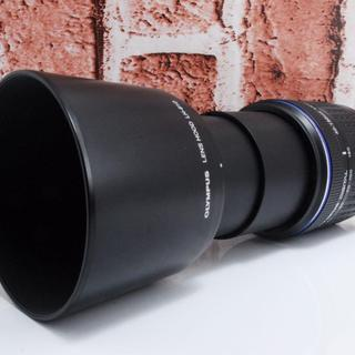 オリンパス(OLYMPUS)の❤️オリンパス一眼用望遠レンズ❤️OLYMPUS ZUIKO 40-150mm (レンズ(ズーム))