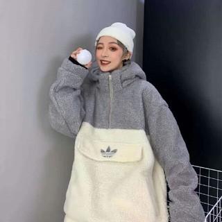 アディダス(adidas)のアディダス ウォームジャケット(パーカー)