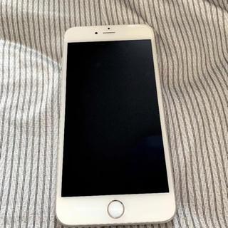 iPhone 6 Silver 64 GB au(スマートフォン本体)