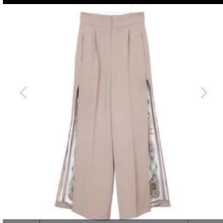 アメリヴィンテージ(Ameri VINTAGE)のアメリヴィンテージ  layered Wide pants(その他)