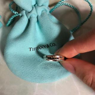 ティファニー(Tiffany & Co.)のティファニー リング 7号(リング(指輪))