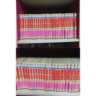 王家の紋章 1巻~64巻&公式ガイドブック 全部で65冊 おまけのカード3枚付き