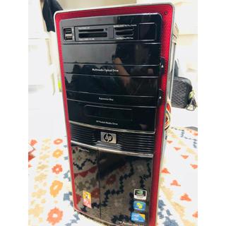 ヒューレットパッカード(HP)の格安 クーポン適用 HP HPE190jp i7、4gb、250gb、460W (デスクトップ型PC)