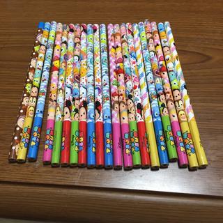 ディズニー(Disney)のつむつむ鉛筆 2B 21本(鉛筆)