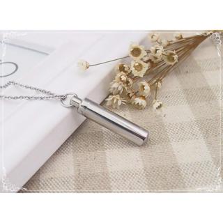 プレゼント ギフト用 ステンレス ペンダント ジュエリーBOX付き ネックレス(ネックレス)