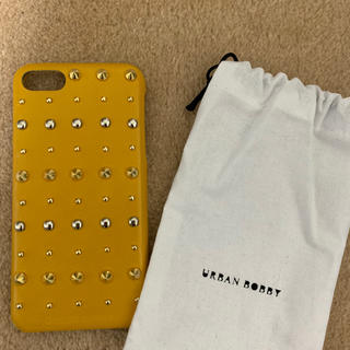 アーバンボビー(URBANBOBBY)のURBAN BOBBY  iPhone case(iPhoneケース)