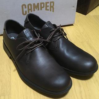 カンペール(CAMPER)の新品 カンペール 革靴 ダークブラウン Camper 1913(ドレス/ビジネス)