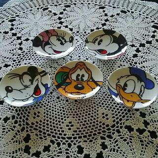 Disney - DISNEY 【キャラクターがとっても可愛い☆プチプレート】
