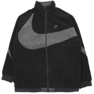 ナイキ(NIKE)のnike ボアジャケット reversible jacket 日本未発売(ブルゾン)