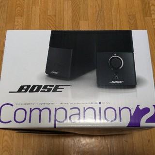 ボーズ(BOSE)の新品同様★BOSE Companion2 SeriesⅢ スピーカー(スピーカー)