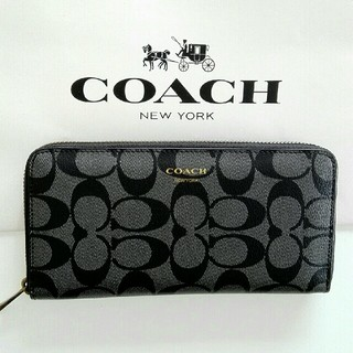 COACH - COACH長財布正規品