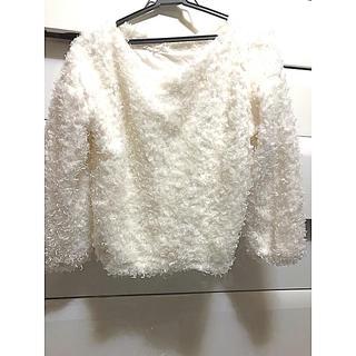 ヴィス(ViS)のフワフワ♡VIS♡セーター(ニット/セーター)