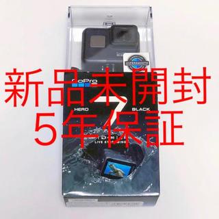 ゴープロ(GoPro)のGopro hero7 Black CHDHX-701-FW 新品未開封(ビデオカメラ)